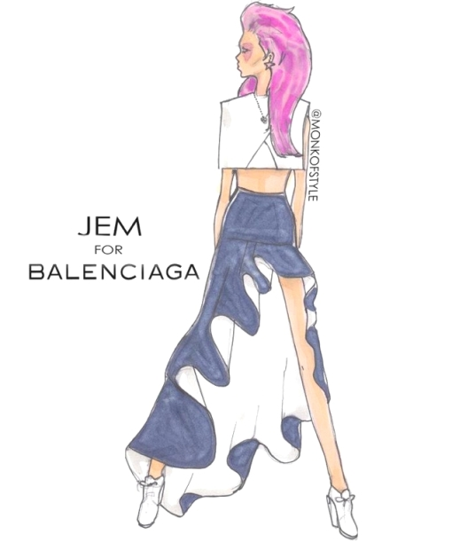 Jerome-LaMaar-The-Cartoon-Couture-Look-book-0004