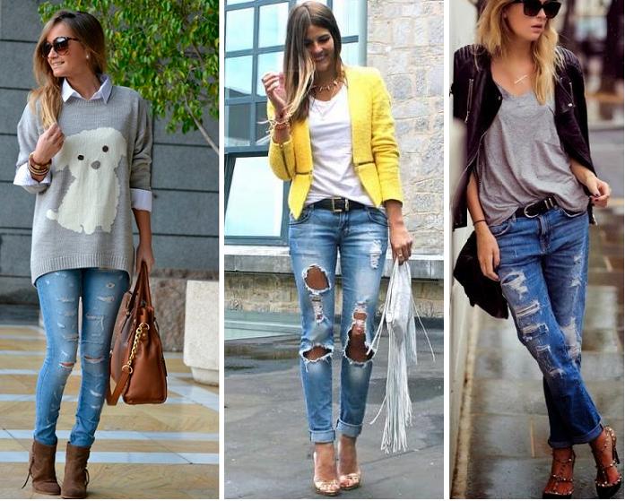 Orinando en nuestros jeans