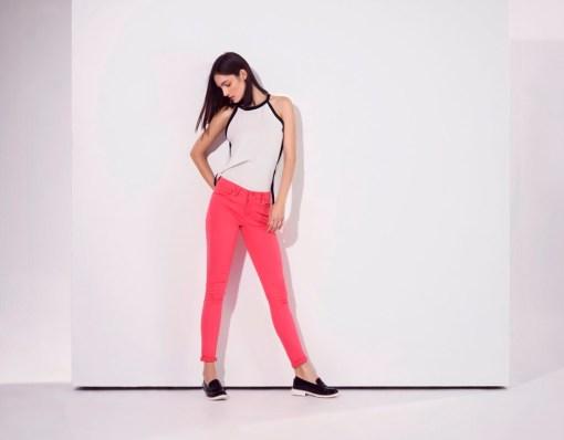 Jeans elegido por SJP