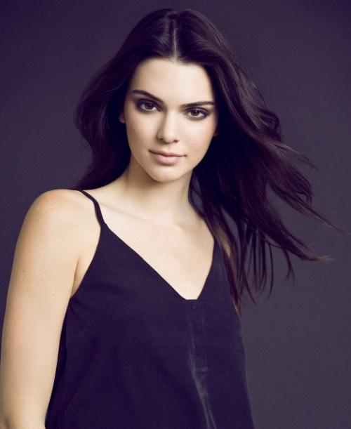 Kendall Jenner para Tiendas Paris1